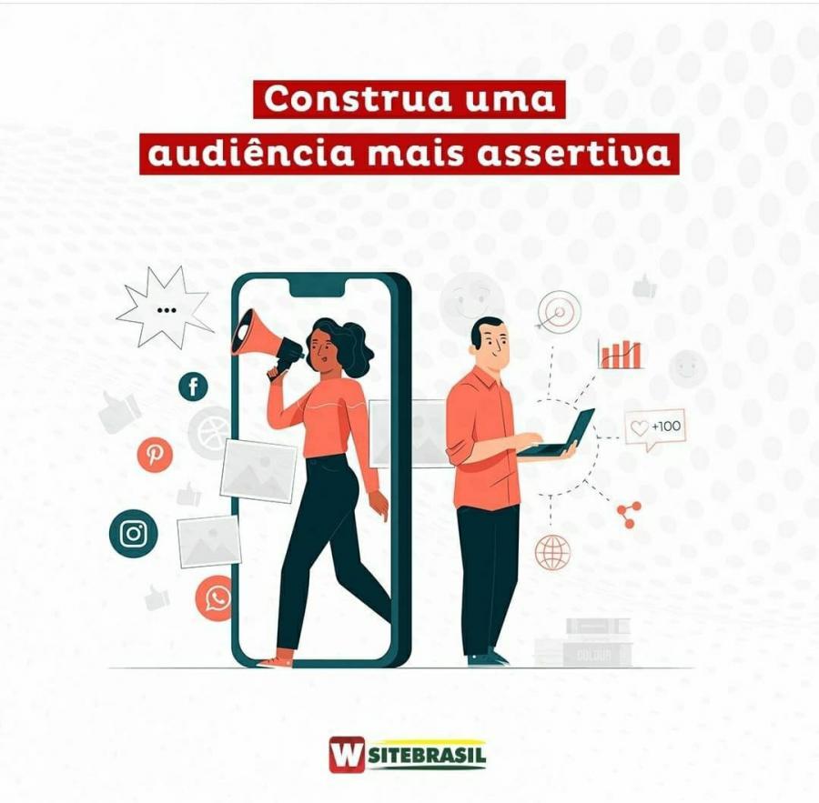 Use o marketing digital para falar com o público certo na hora certa.