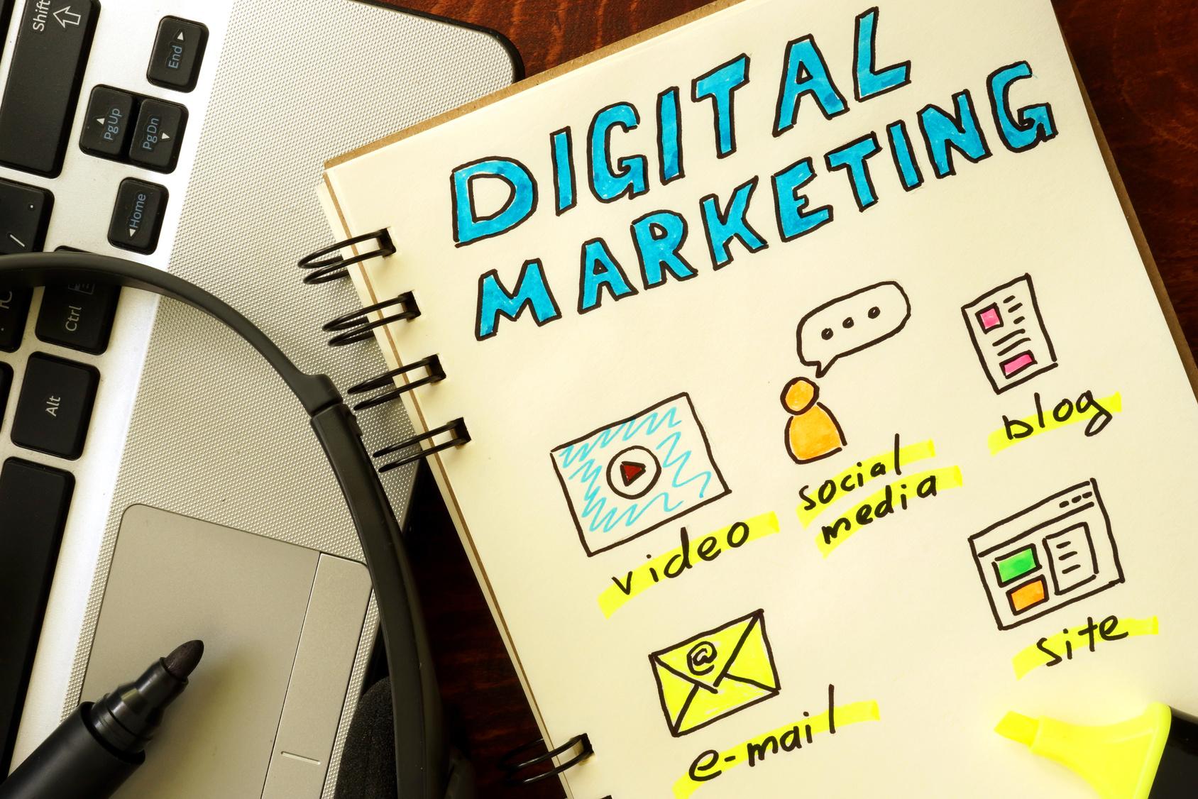 Saiba como sua empresa pode crescer com Marketing Digital