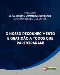 Palestra Cenário do E-commerce no Brasil – Oportunidades e Desafios
