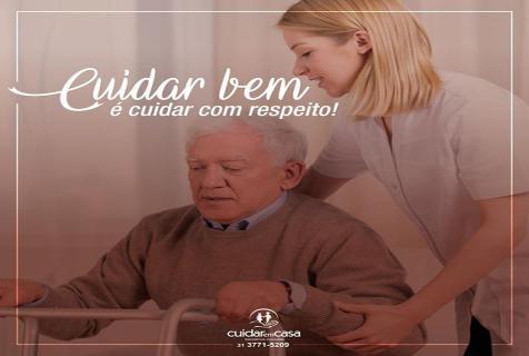 CUIDAR EM CASA - FACEBOOK