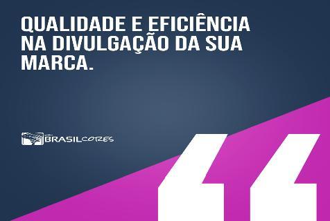 GRÁFICA BRASIL CORES - INSTAGRAM