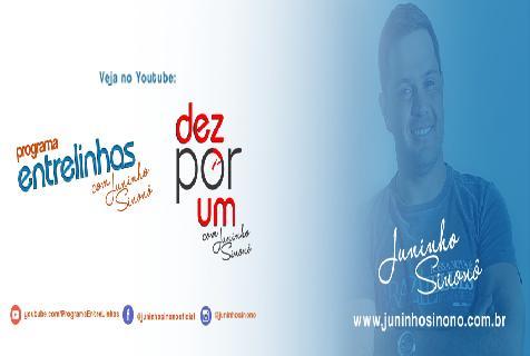 JUNINHO SINONÔ - FACEBOOK