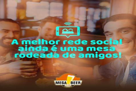 MEGA BEER - INSTAGRAM