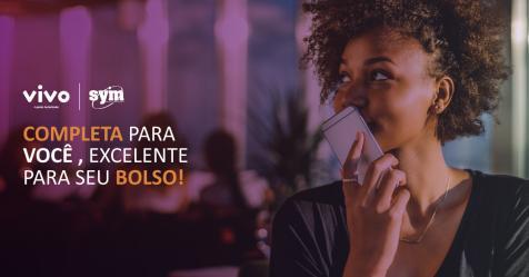 SYM BRASIL VIVO - FACEBOOK