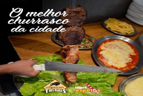TRÊS MARIAS - FACEBOOK