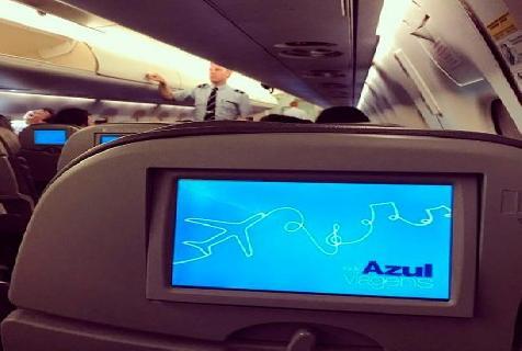 AZUL VIAGENS - INSTAGRAM